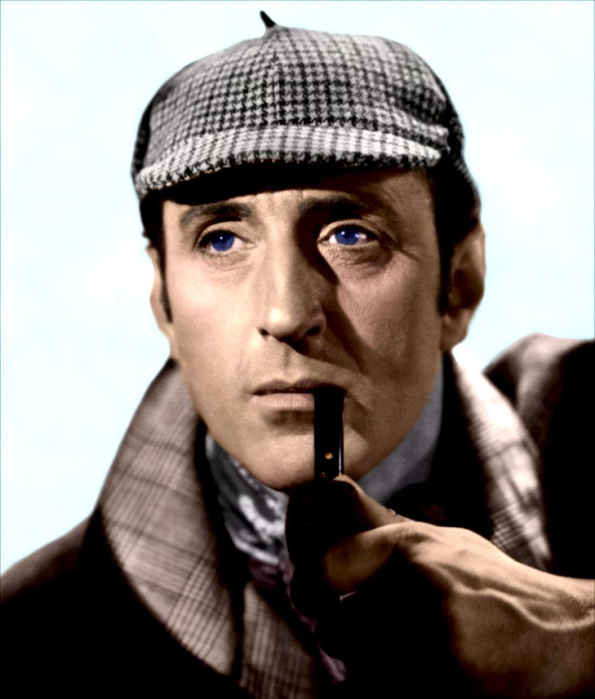 Basil-Rathbone 1922