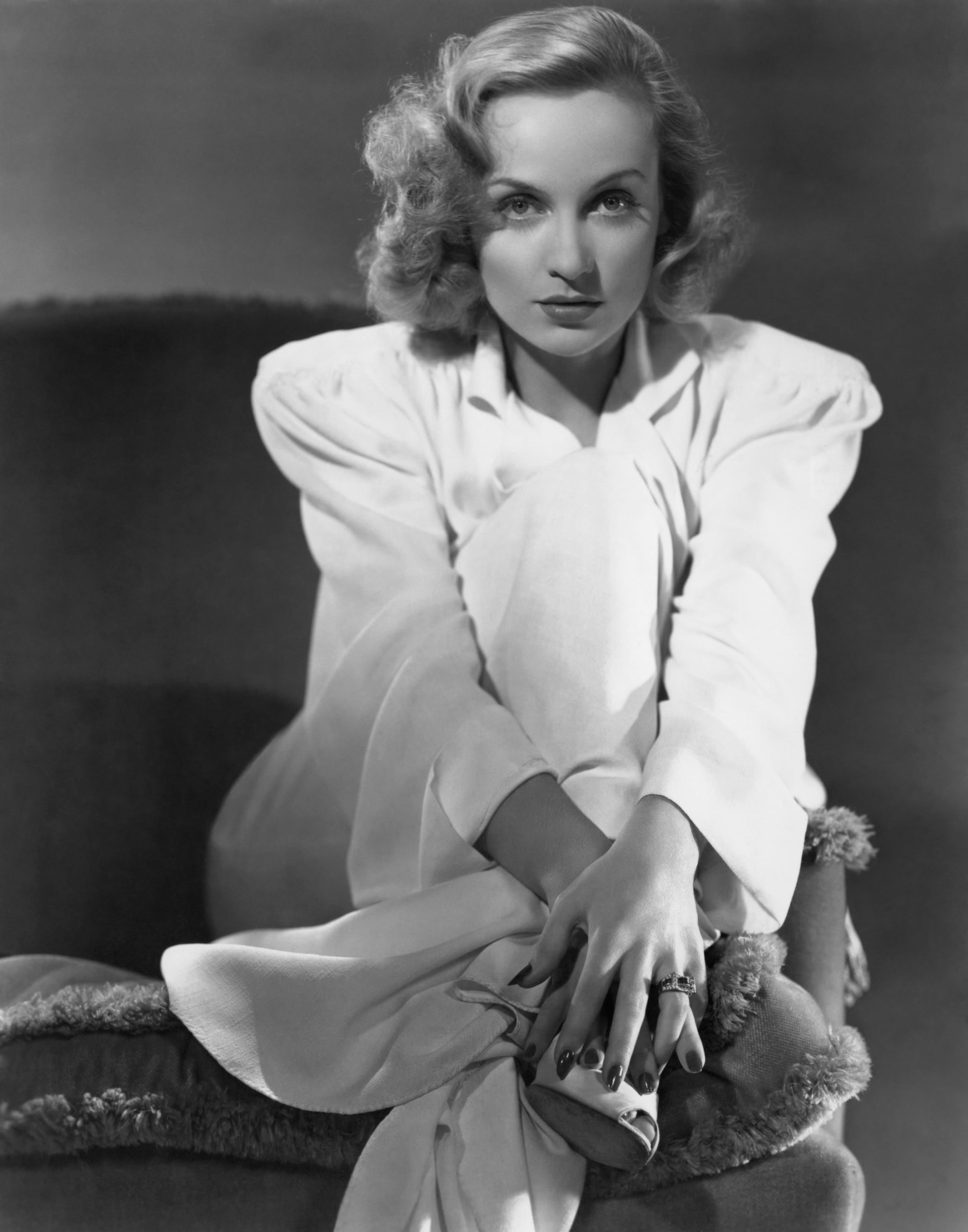 Carole Lombard in Mr & Mrs Smith directed by Alfred Hitchcock, 1941
