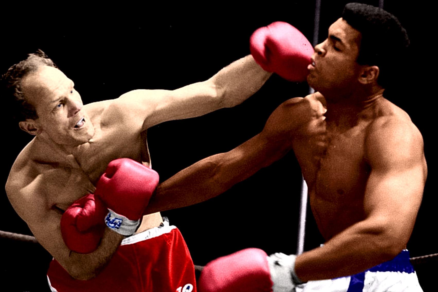 cassius clay muhammad ali Muhammad ali [cassius clay] (louisville, 1942 - scottsdale, 2016) boxeador estadounidense considerado el más completo de la historia la.