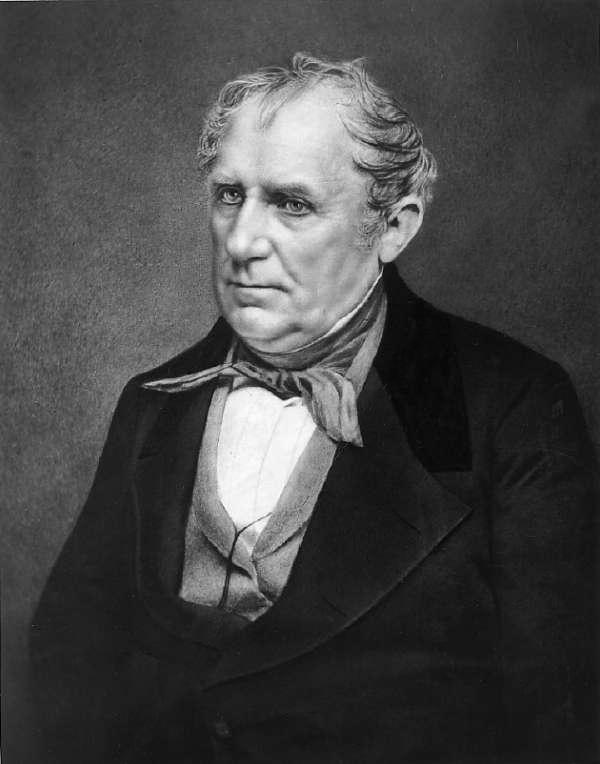 James Fenimore Cooper c1850
