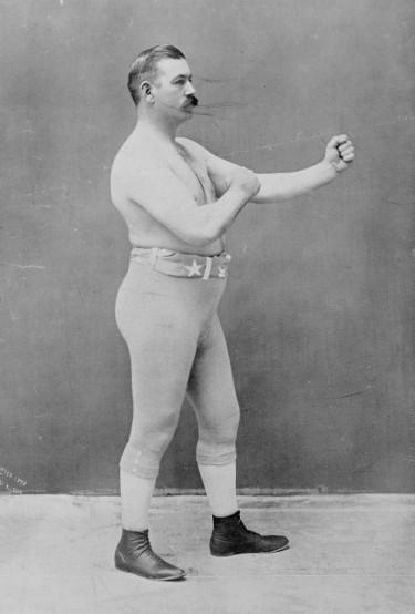 John L. Sullivan 1898