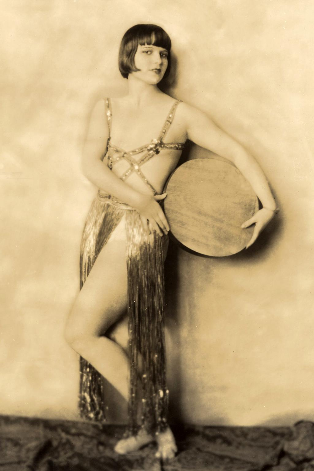LOUISE BROOKS zeigfeld