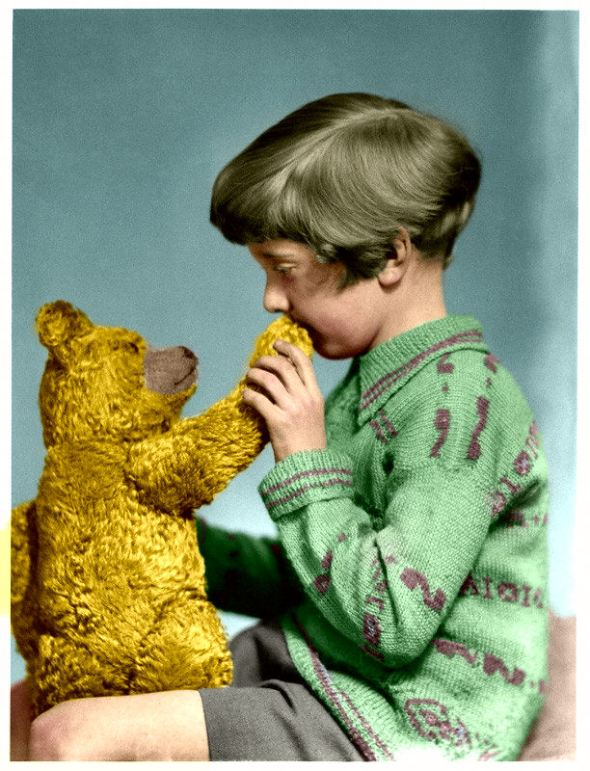 christopher robin - photo #34