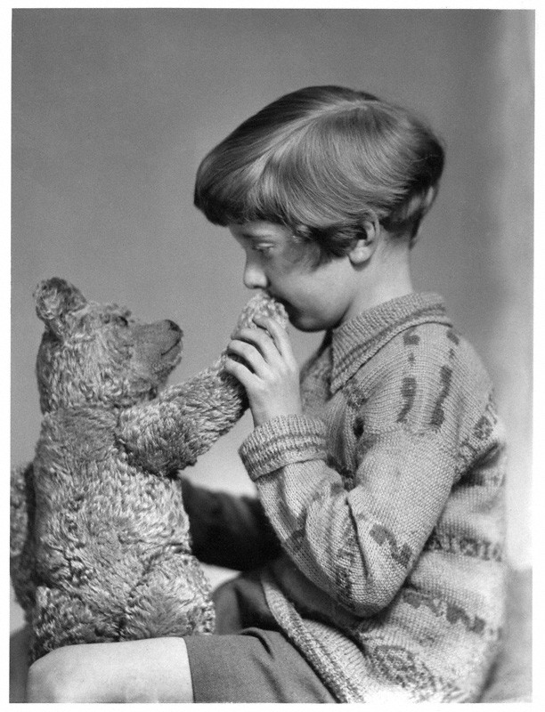 NPG x36167; Christopher Robin Milne by Marcus Adams