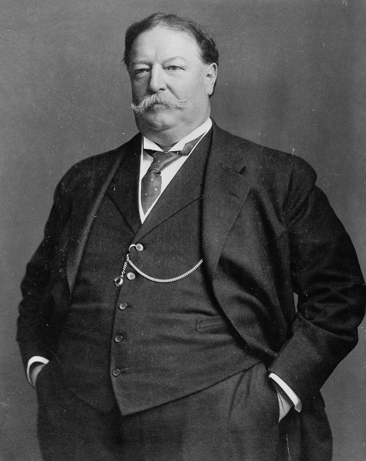 William Howard Taft Tinting History