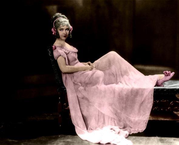 """Dorothy Gish in """"Nell Gwynn"""" (1926)"""