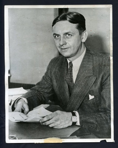 Eliot Ness November 17, 1937