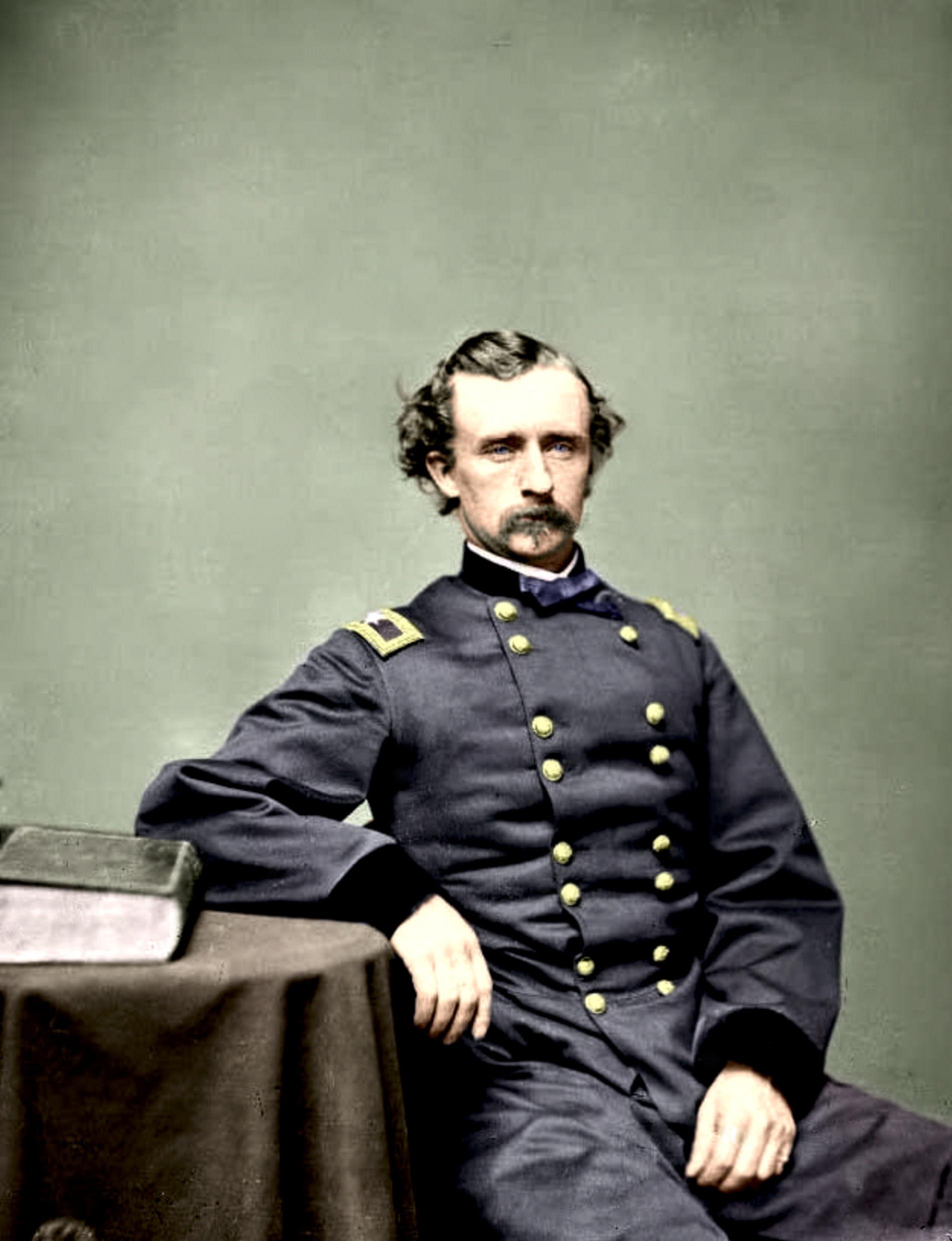 General-George-Custer-c1862