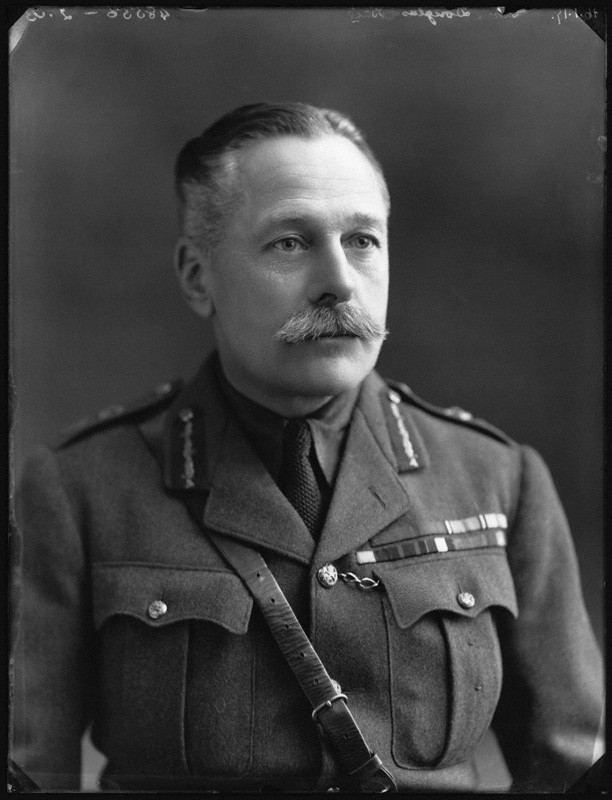 NPG x32884; Douglas Haig, 1st Earl Haig by Bassano