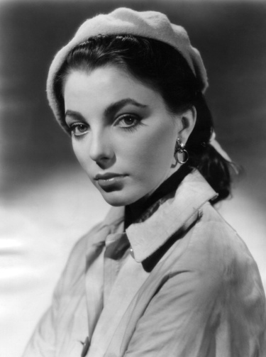 Joan Collins in Cosh Boys 1952