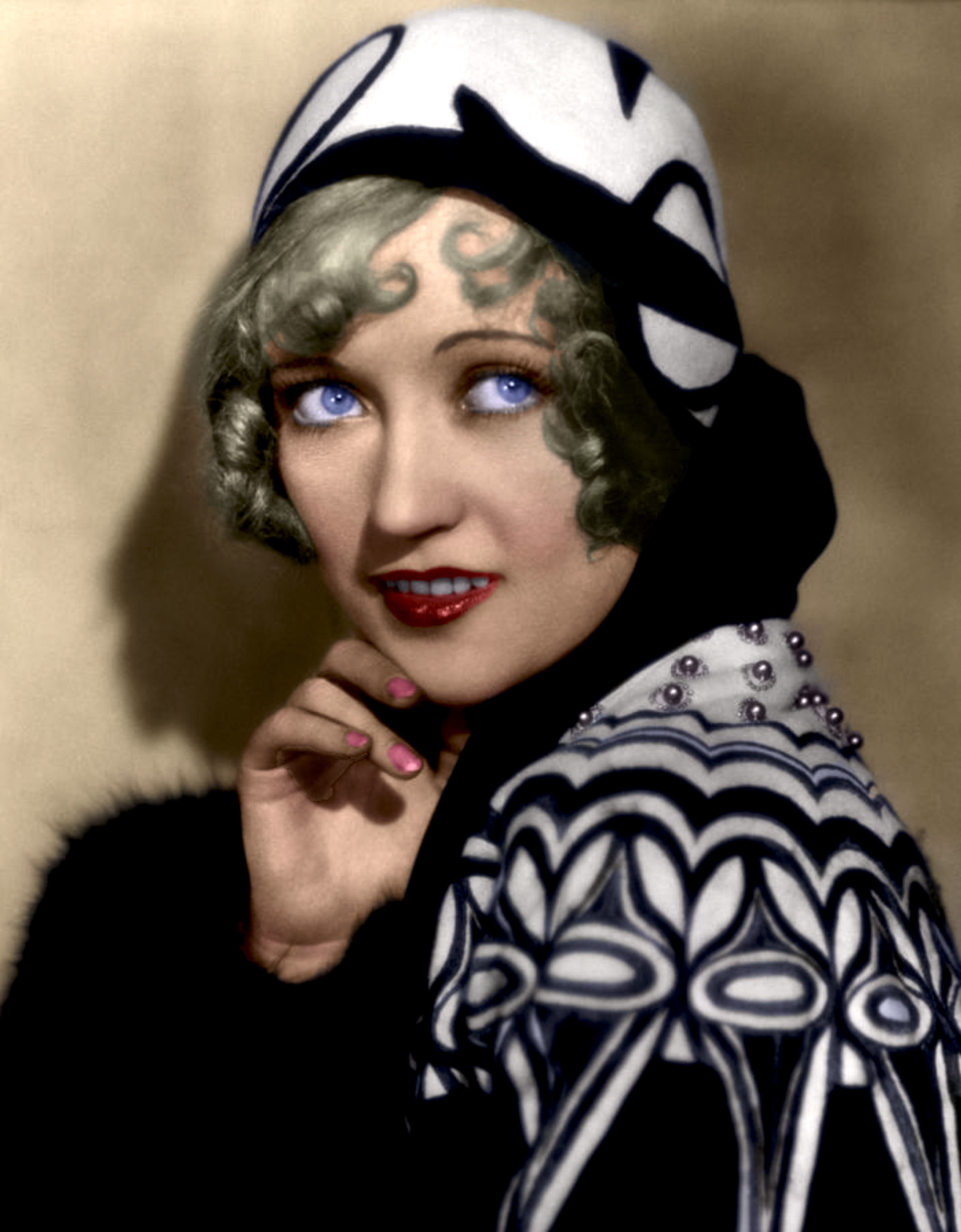 Image result for MARION DAVIES COLOR