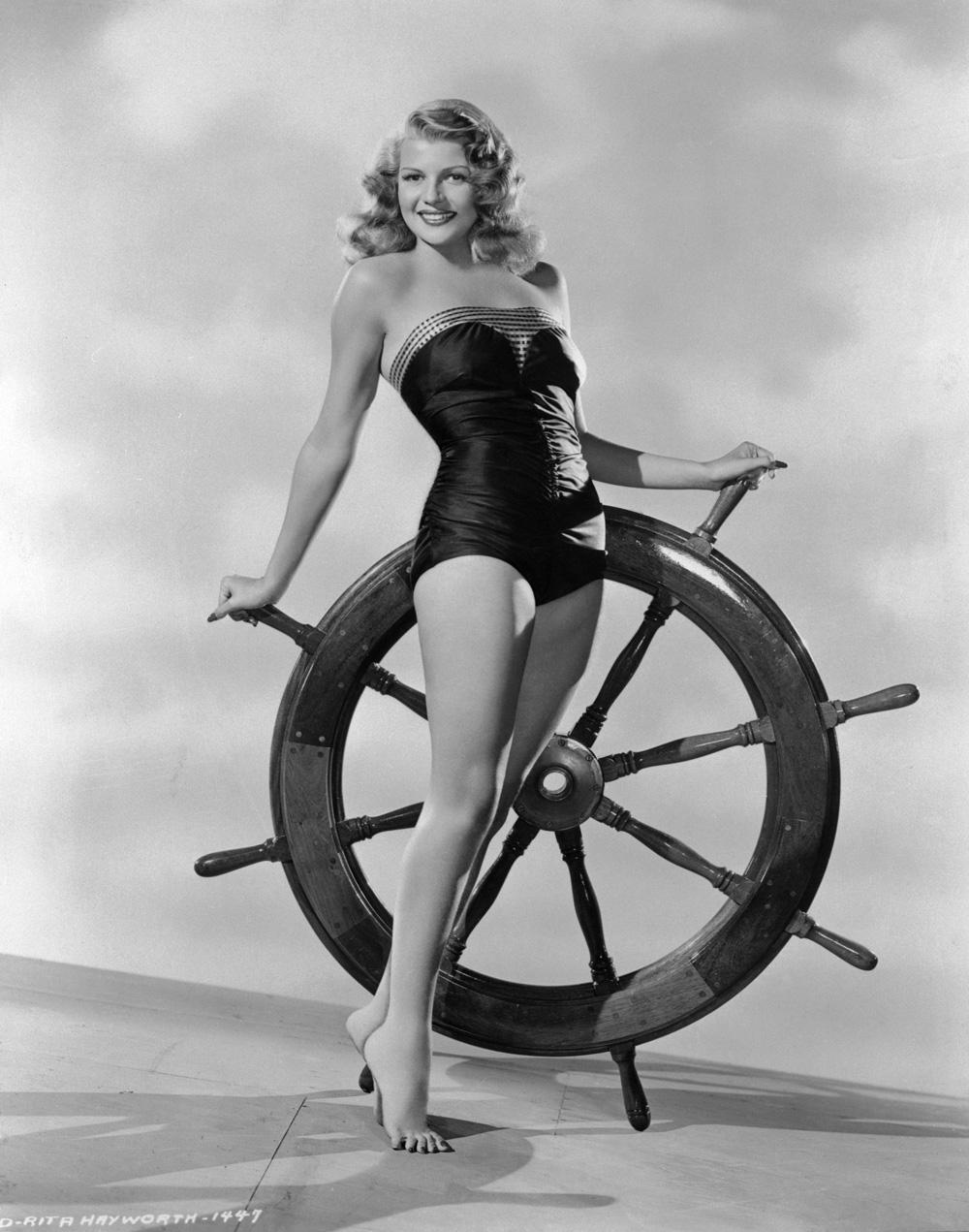 Rita Hayworth – Tinting History