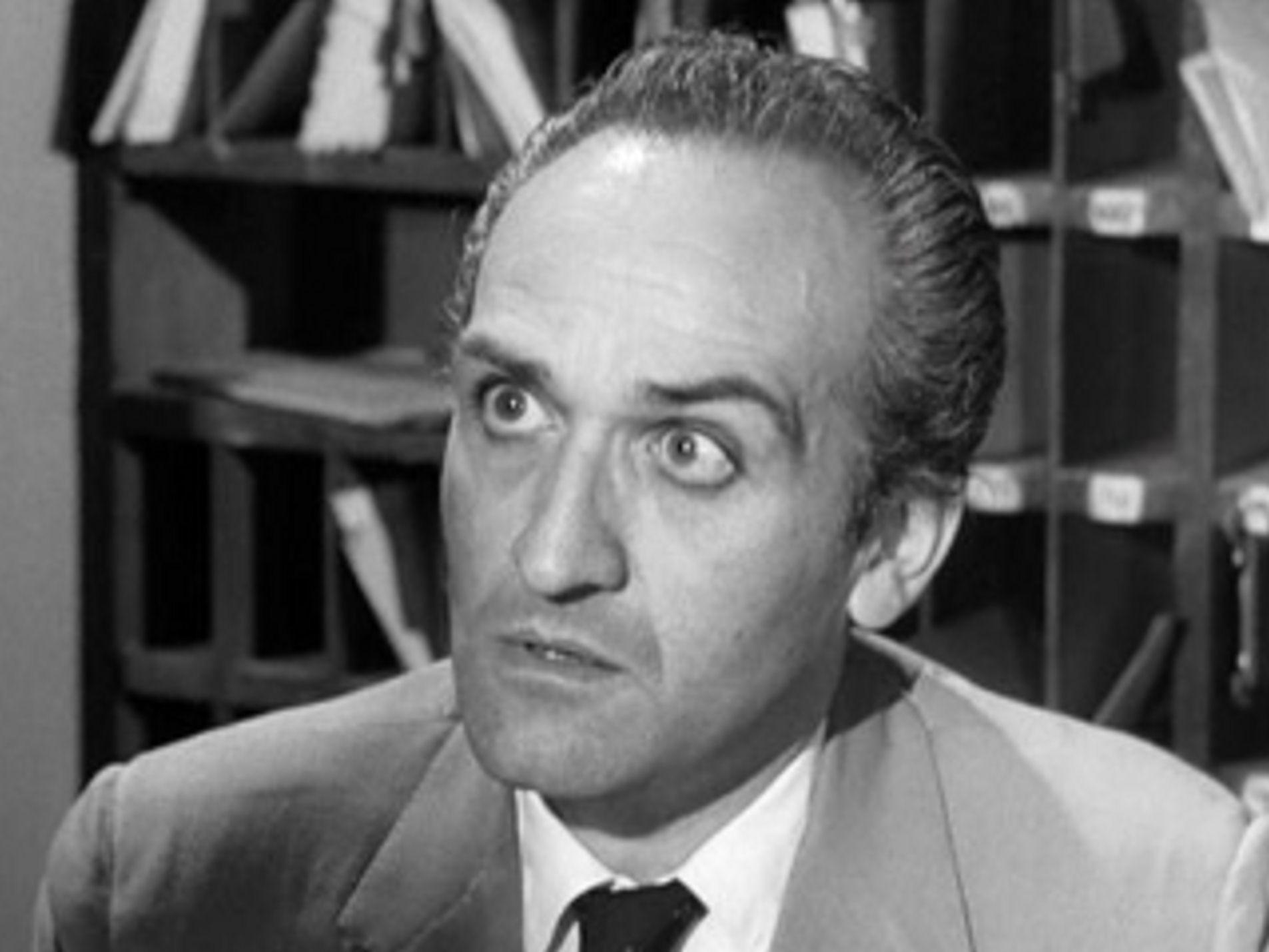 Roger Delgado 1962