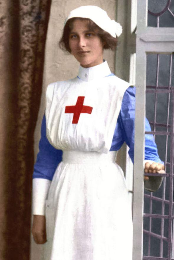 ww1 nurse