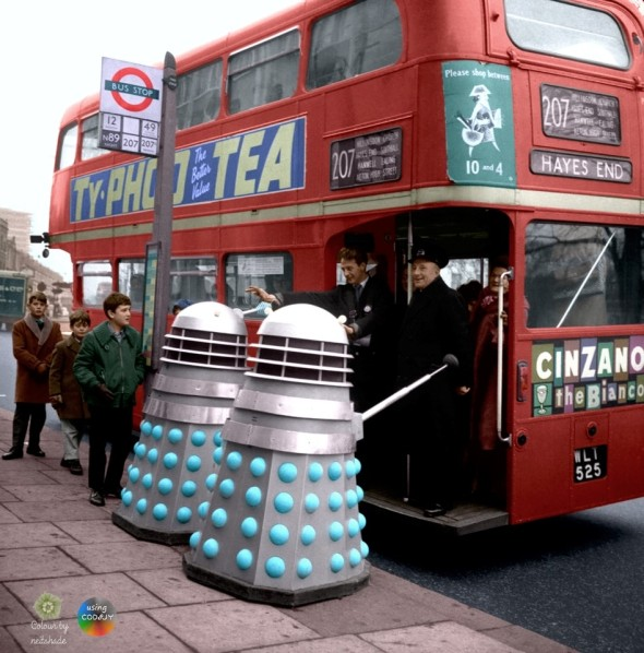 Dalek bus queue2