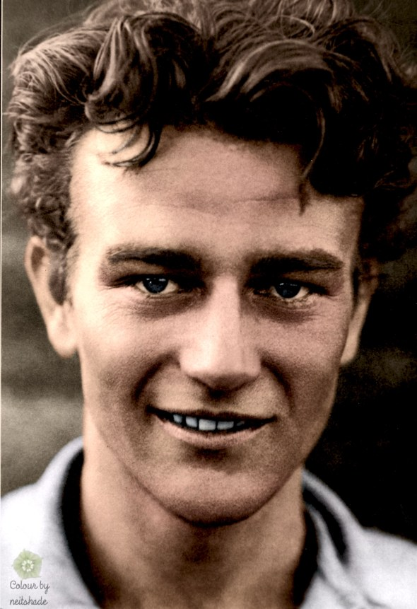 Young John Wayne from 1930