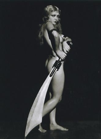 1920s Ziegfeld Follies girl Anita Page