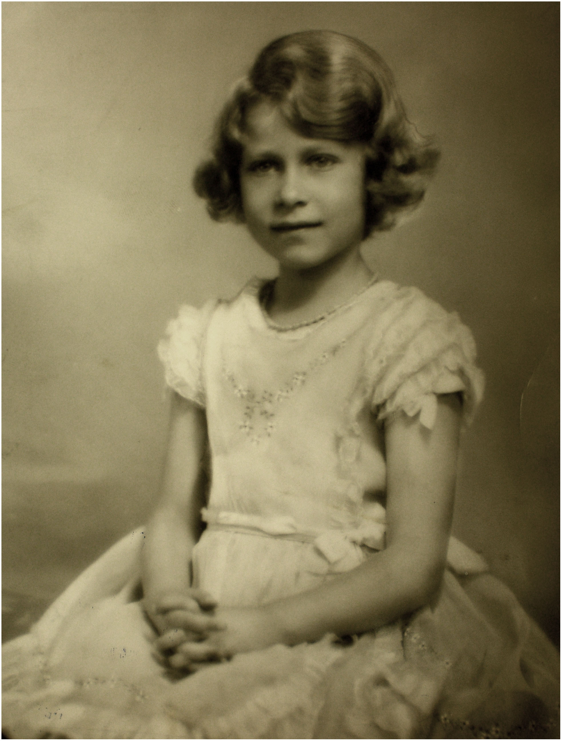 Princess Elizabeth of York Tinting