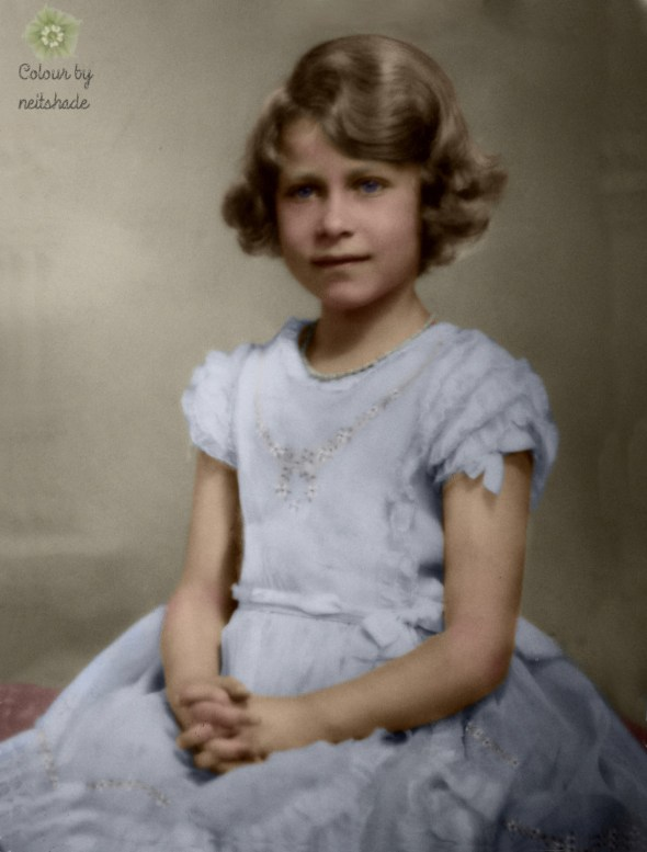 Princess Elizabeth of York (1934)