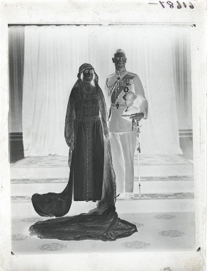 George VI Elizabeth wedding