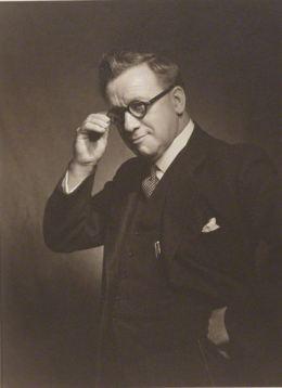 NPG P402; Herbert Stanley Morrison, Baron Morrison of Lambeth by Yousuf Karsh