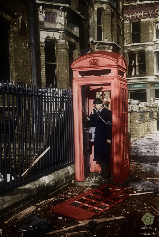 London Blitz Tinting History