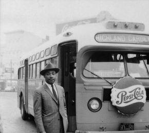 MLK December 26, 1956