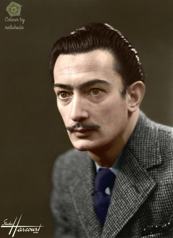 Salvador Dali 1936