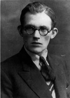 Michael Foot in 1935