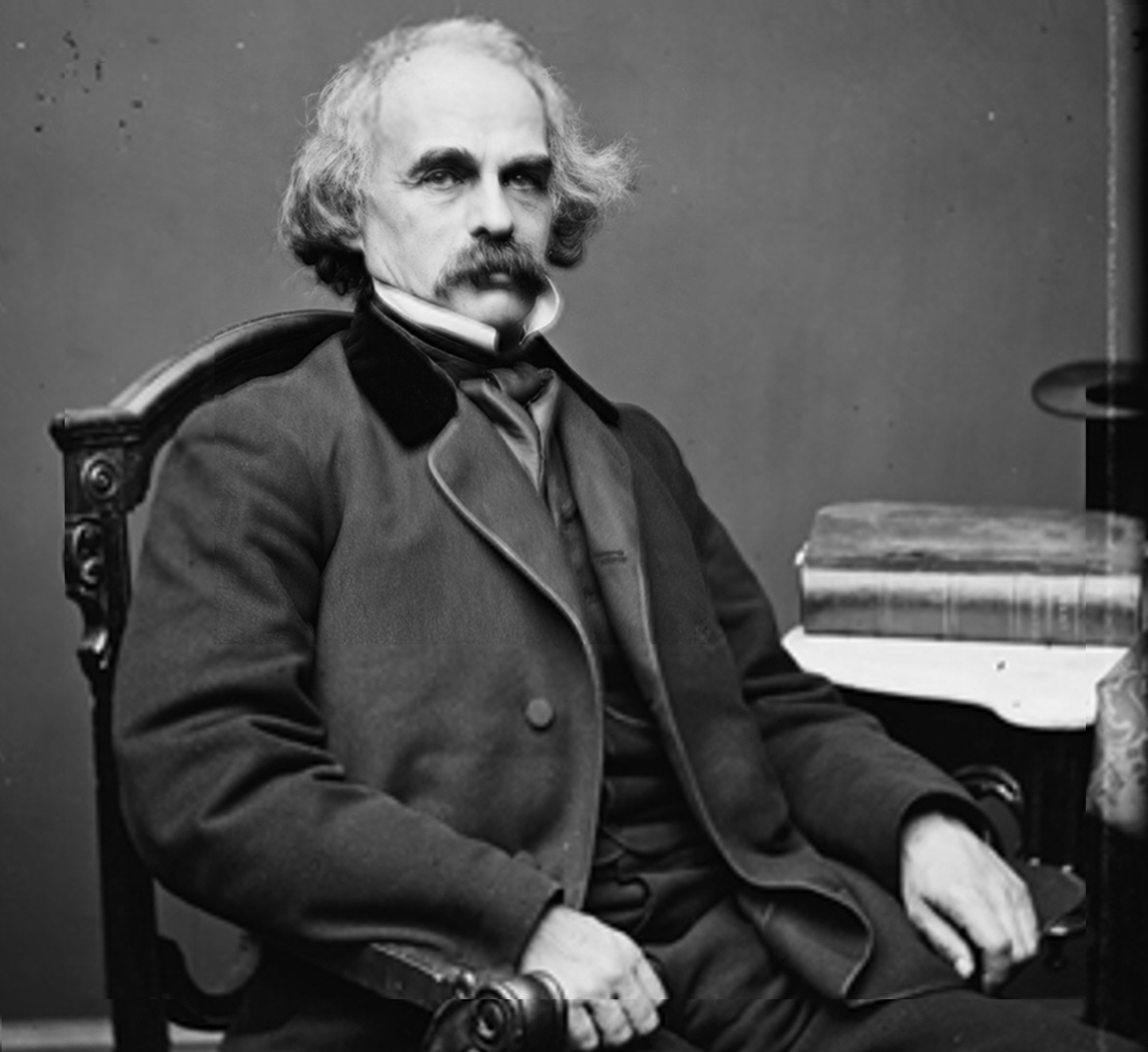 an introduction to the life and history of nathaniel hawthorne An introduction to young goodman brown by nathaniel hawthorne  but lived his life in what some describe as a painful solitude  the rest is history.