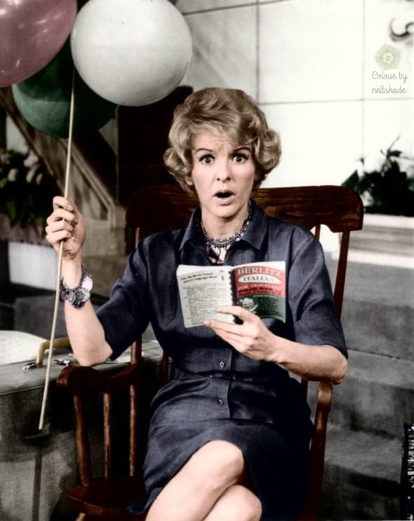 Elaine Stritch, 1962