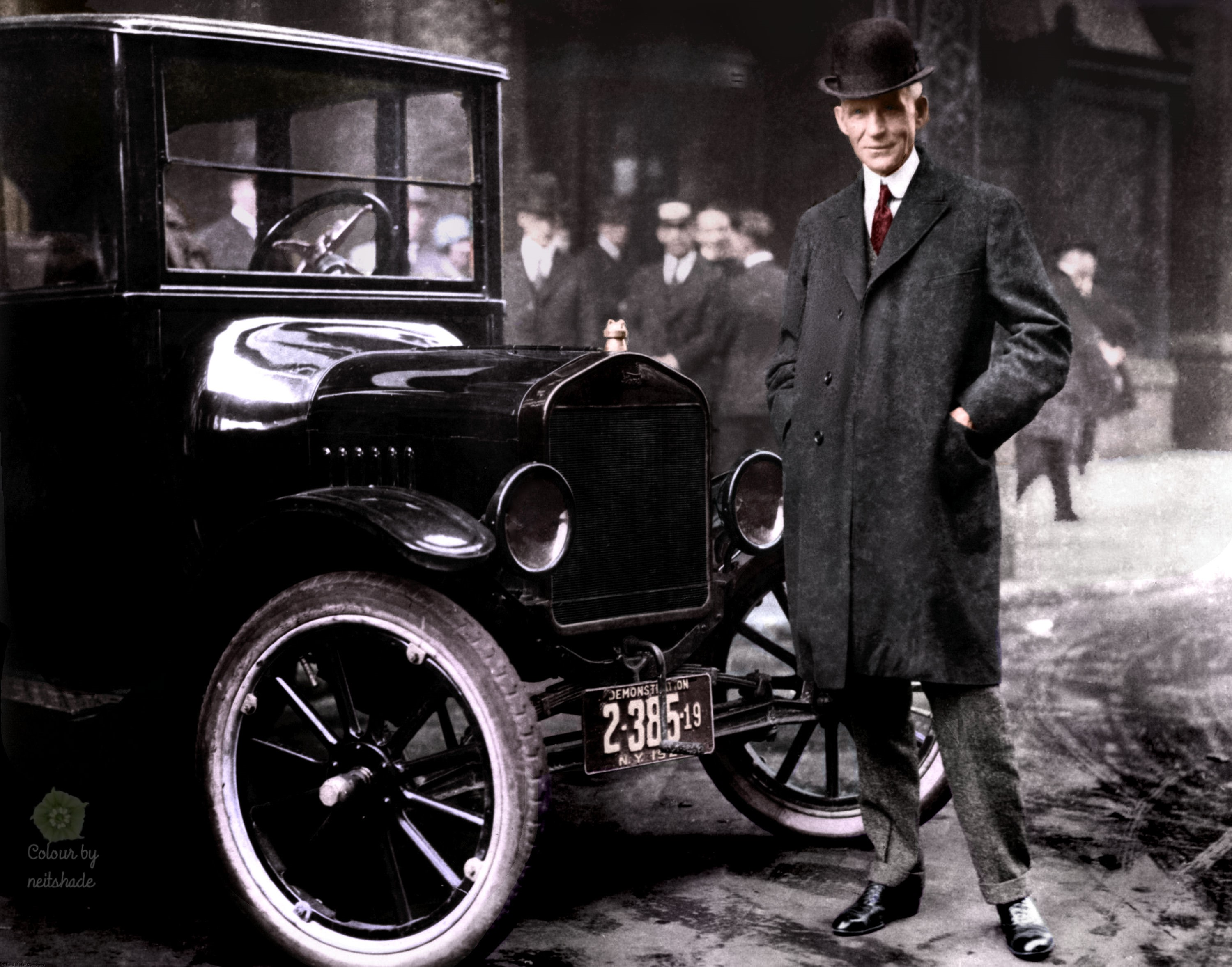 Henry Ford Tinting History