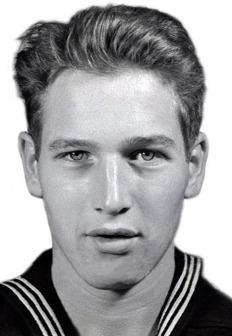 Paul Newman 1945