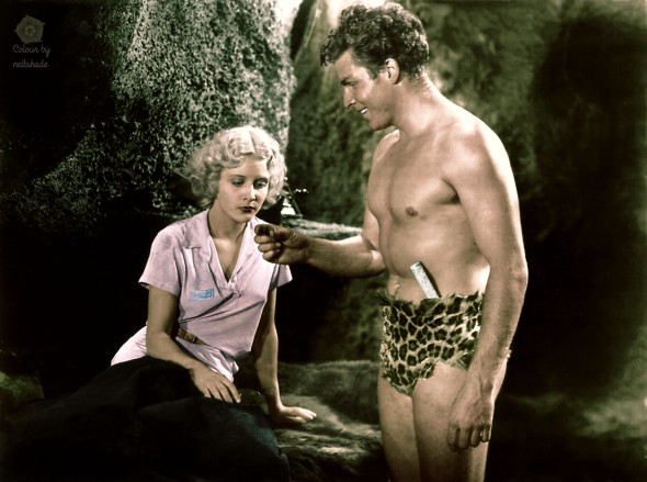 Crabbe, Buster (Tarzan the Fearless)