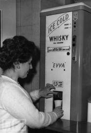 whisky machine