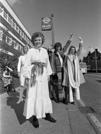 June Hudson 1979
