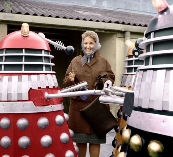 daleks and Nadezhda Volchenko