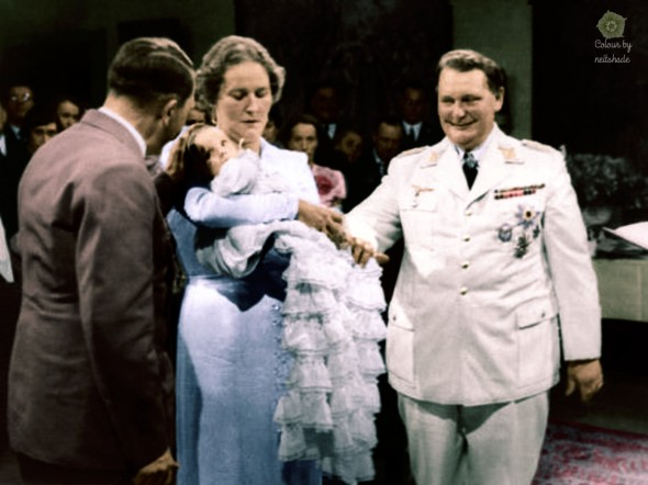 Emmy and Hermann Goering