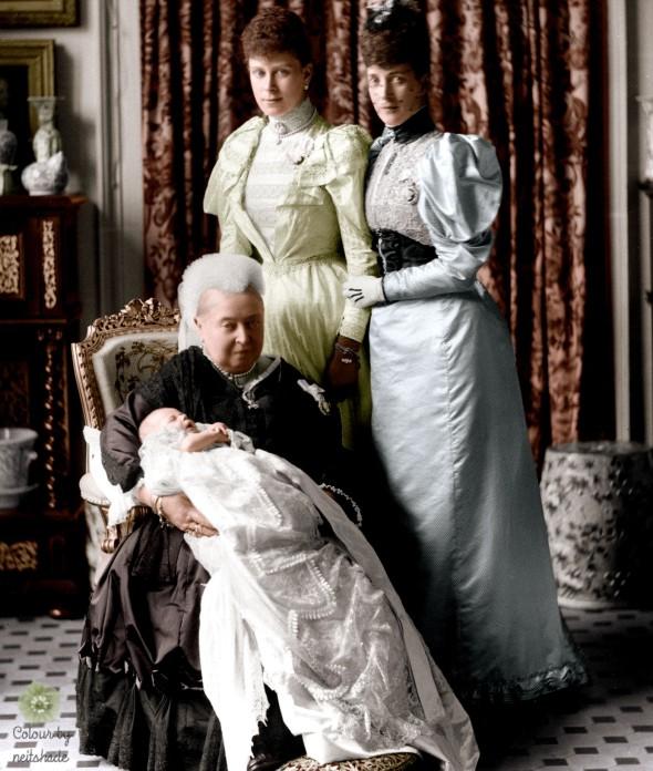 Queen Victoria 1894