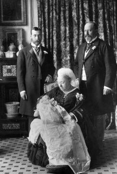 Queen Victoria in 1894