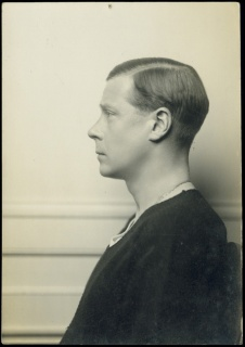 King Edward VIII, by Hugh Cecil, 1936