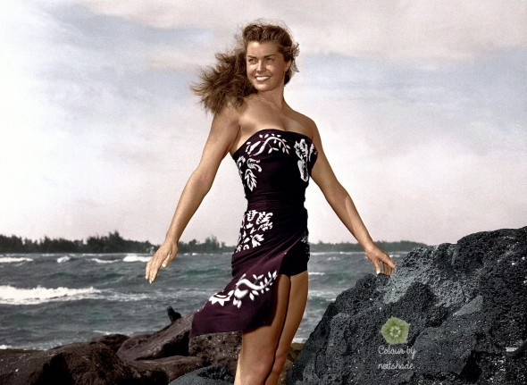 Esther Williams Pagan Love Song