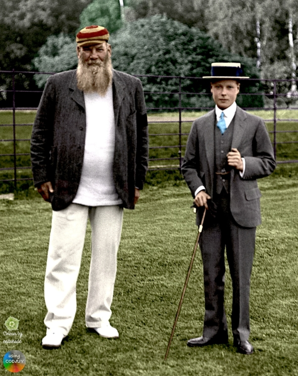 wg-grace-with-the-prince-of-wales-1911